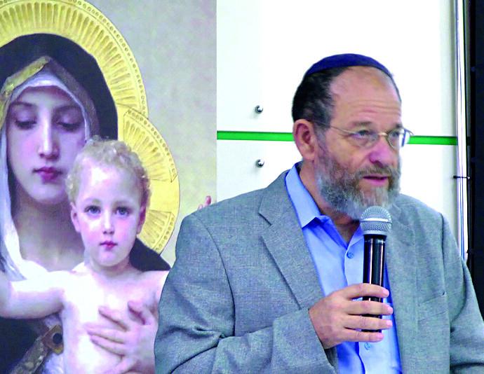 Dr. Rabbi Alon Goshen-Gottstein