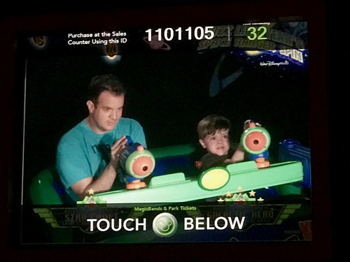 space ranger spin | by The Spohrs Are Multiplying...