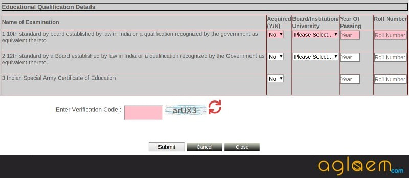 UP Police Online Form 2018 (Available) - Apply Here for 41520 ...
