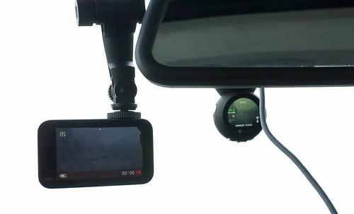 Navitel R1000 video registratorius su GPS