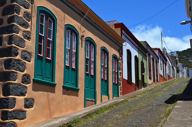 Santo Domingo, La Palma