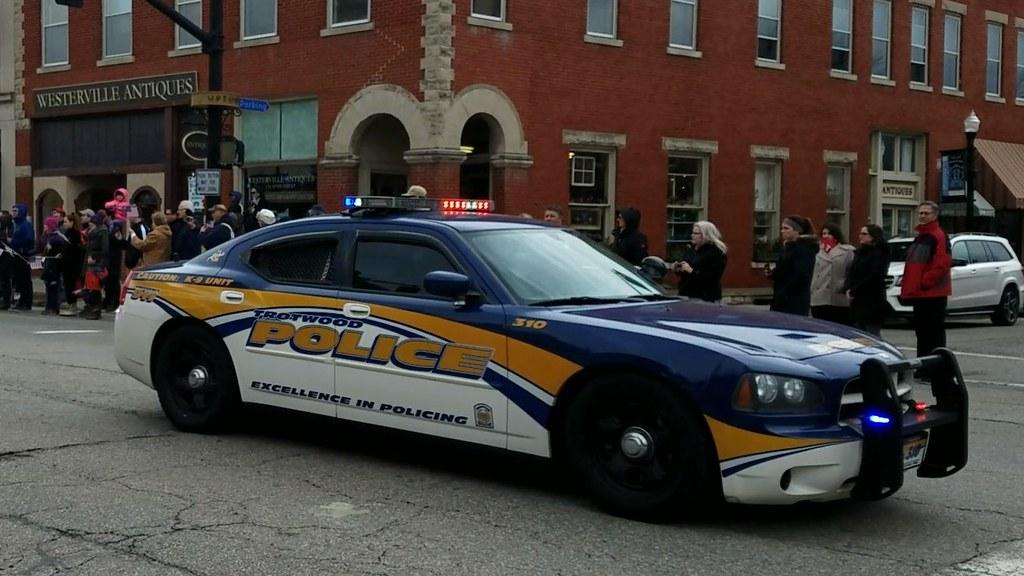 Trotwood Police K9 Trotwood Ohio Police Canine Unit Dodge