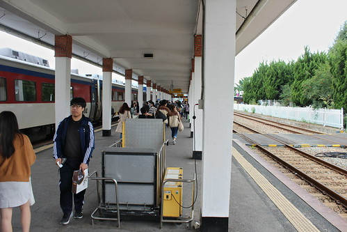Mugunghwa to Bujeon at Gyeongju train station | by Timon91