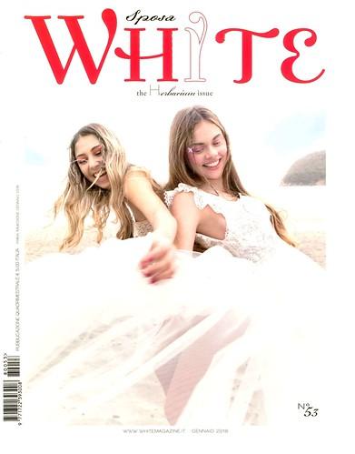 White Sposa 52 gennaio 2018 abiti matrimonio sposa vintage