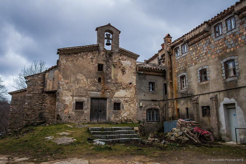 Ermita de Santa Fe de Montseny