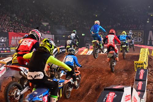 Supermini, Arenacross Tour, Birmingham 2018