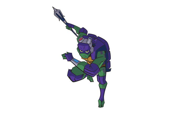 Rise Of The Tmnt Donatello 2018 Courtesy Of Flickr