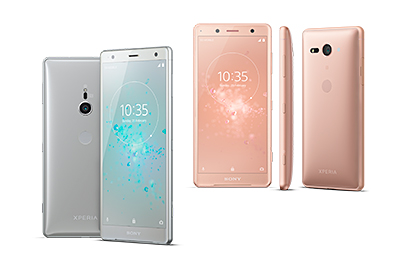 The new Xperia XZ2 and Xperia XZ2 Compact flagship Android smartphones from Sony are designed for the enjoyment of entertainment on the devices.
