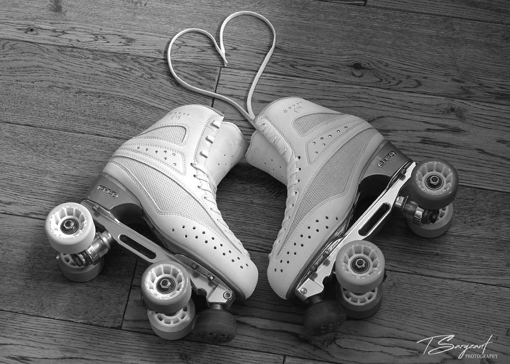 Edea Fly Artistic Skates Heart Tristian Sargeant Flickr