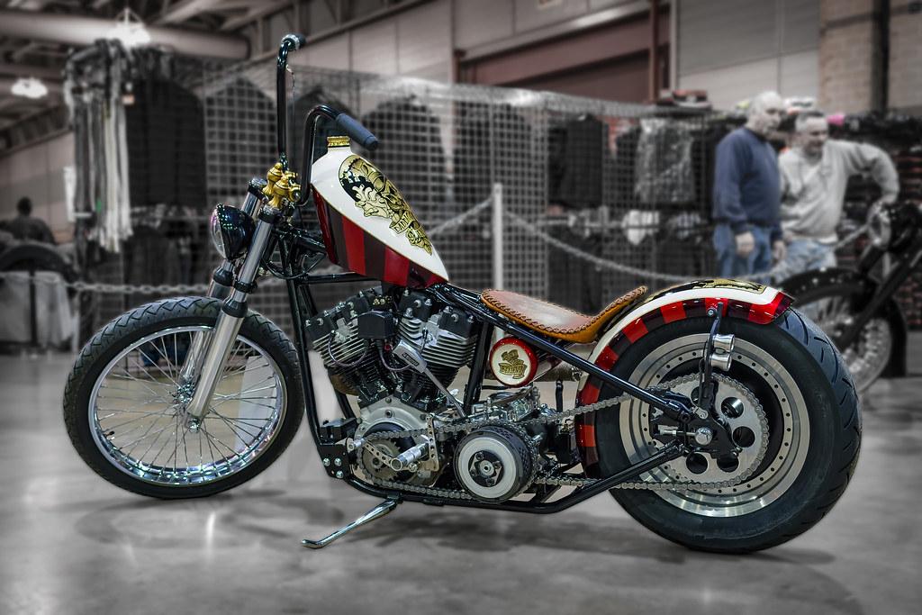 Beautiful Cutom Harley Davidson Atlantic City One Of My Flickr