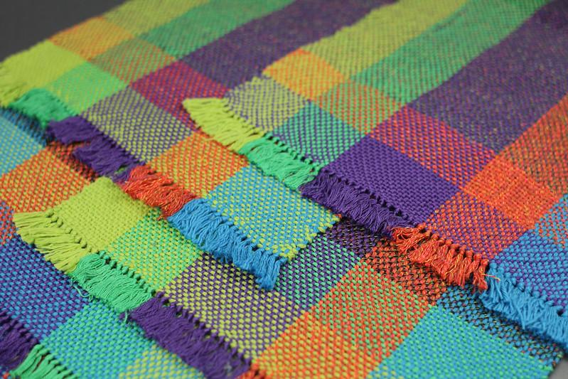Cotton woven placemats
