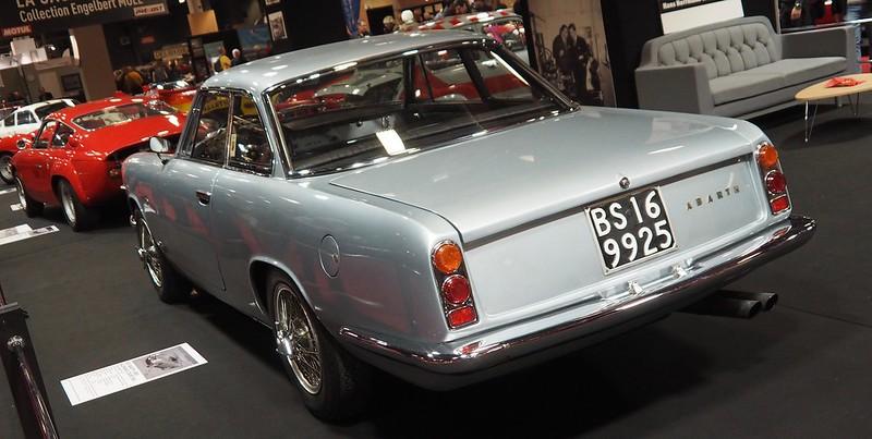 Abarth 2400 Allemano 1965 carrosserie aluminium 40304644611_0d1b843905_c