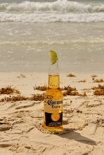 Corona on the beach | by gert_vervoort