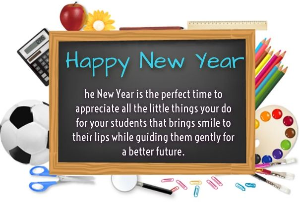 happy new year 2018 quotes new year messages for teachers