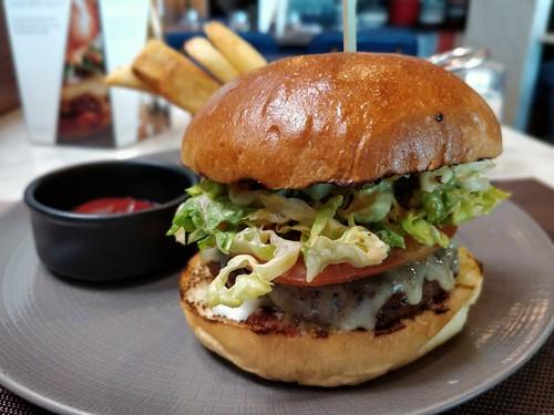 WP's Burger