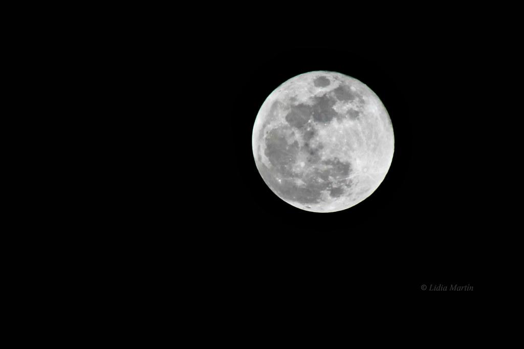 Bajo la misma luna (31/01/20189 | Lidia Martín | Flickr