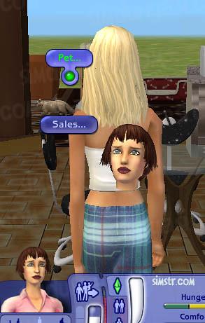 The Sims 2 Pets Sales Pet