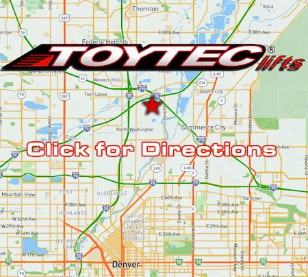 Toytec Lifts Headquarters