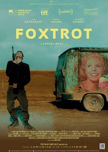 Foxtrot (2018)