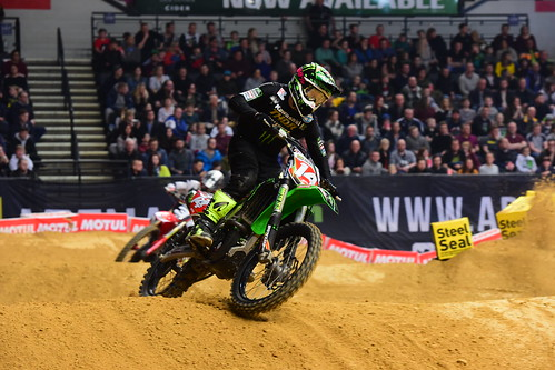 Joe Clayton, Pro Lites, Arenacross Tour, Sheffield 2018