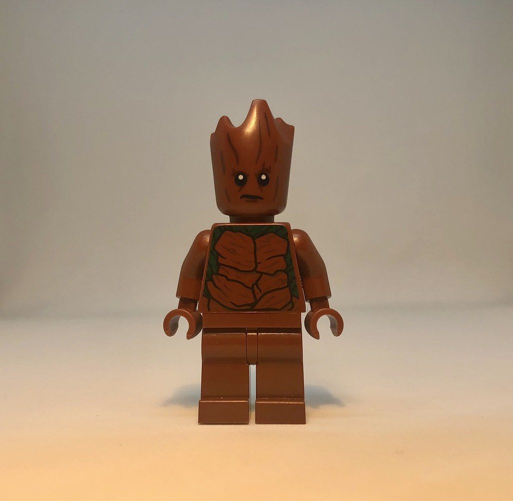 Lego Marvel Avengers Infinity War Groot 2018 This Is A