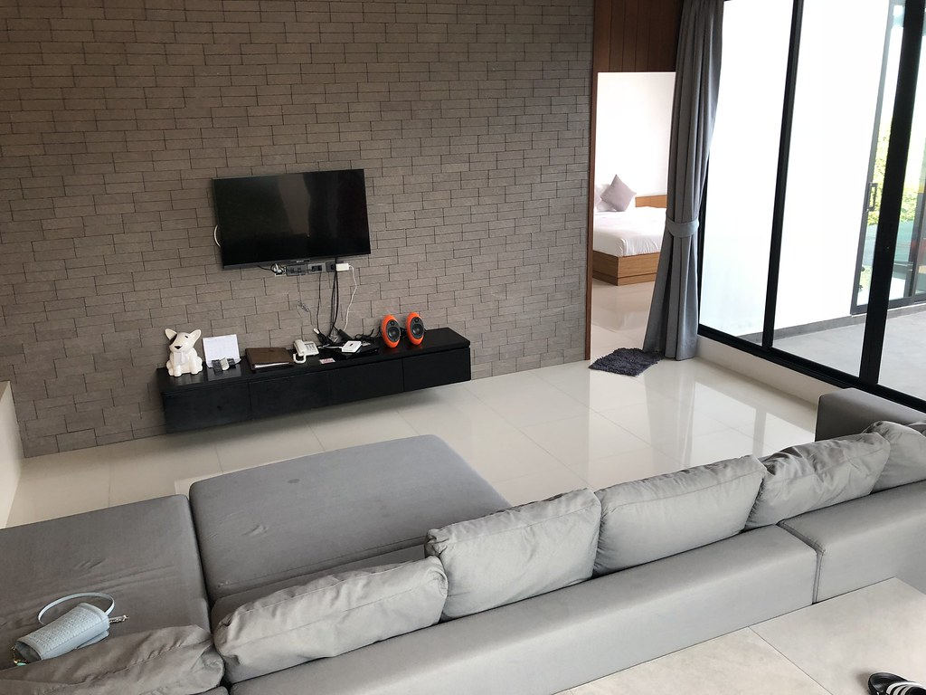别墅客厅沙发