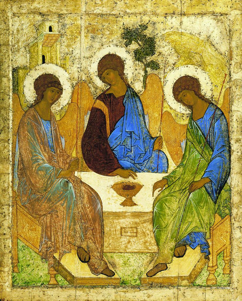 Trinity of Rublev