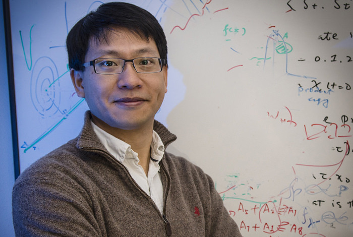 Yen Ting Lin of Los Alamos National Laboratory's Theoretical Biology and Biophysics Group is working with researchers at Duke University to develop mathematical models that may help explain the role that gene expression plays in conserving circadian rhythms in biological organisms. The research was highlighted in Royal Society Interface