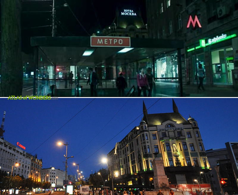 McMafia Belgrade