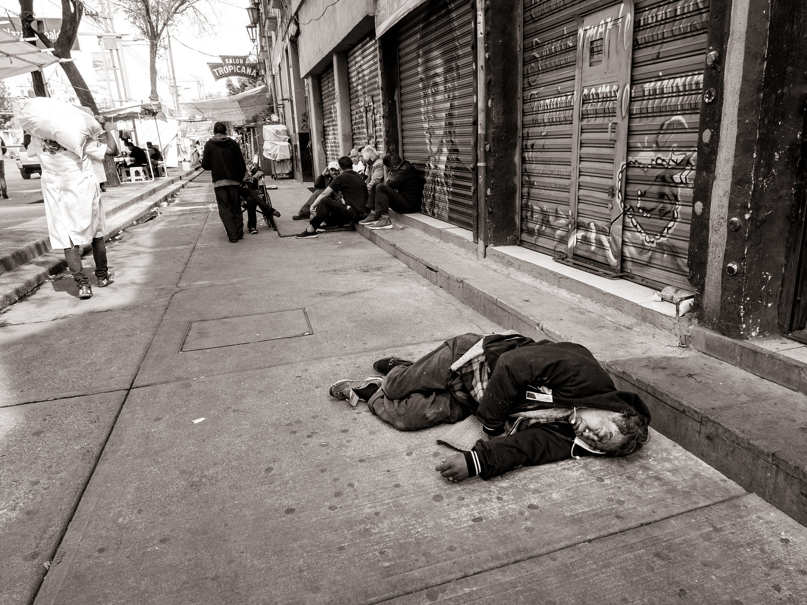 Hard life in Mexico city | by eric_demers