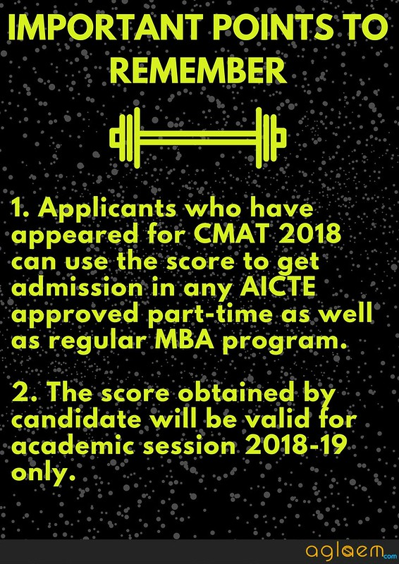 CMAT 2018 Merit List with All India Rank (AIR) Released - Check here  %Post Title, %Post Category, AglaSem