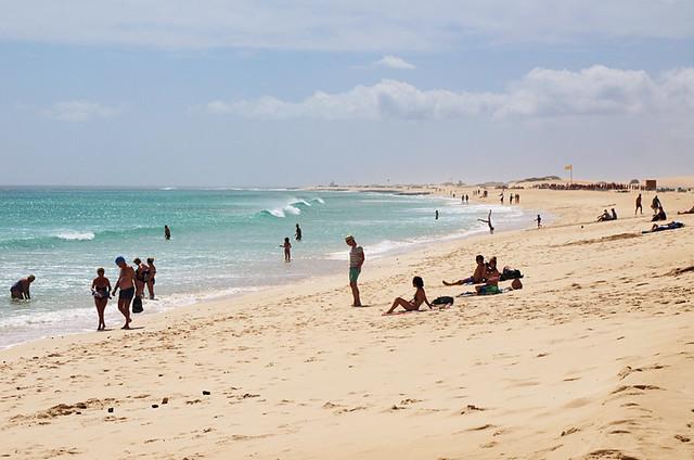 Corralejo Dunes, Fuerteventura