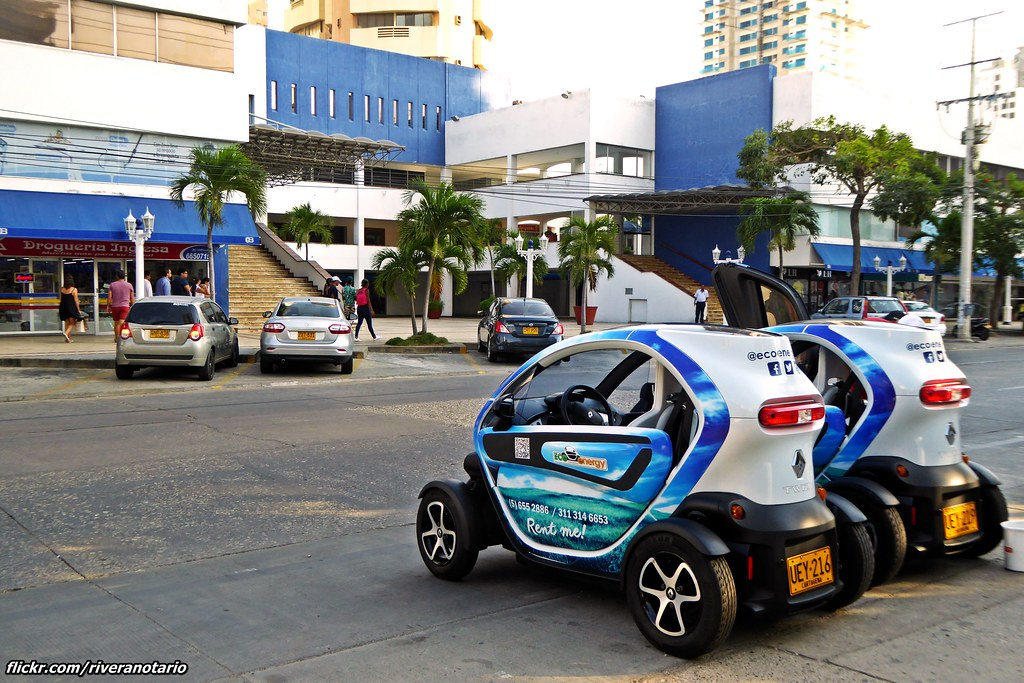 Image result for Renault Twizy Colombia