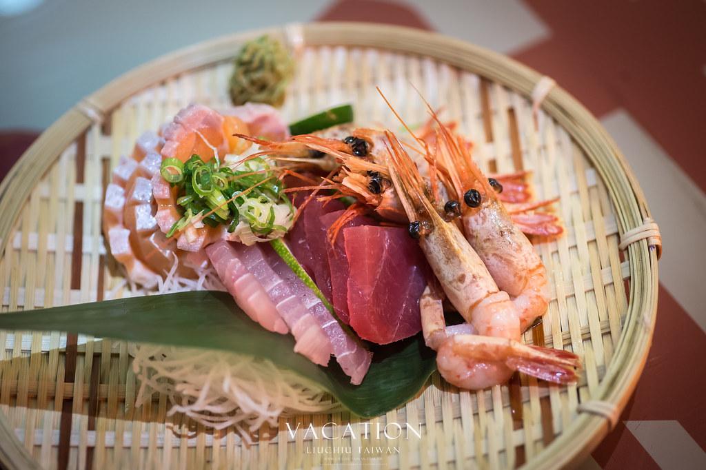 小琉球生魚片推薦