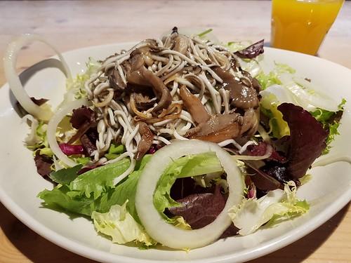 Warm Gulas Salad