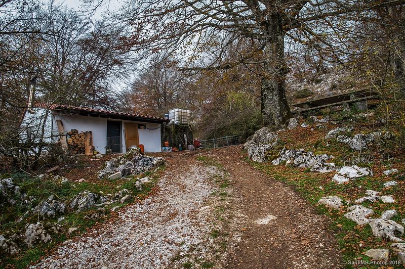 Casa cerca del Arco de Portupekoleze