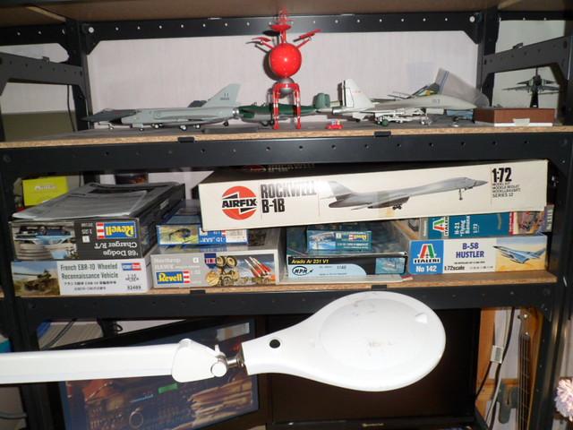 Défi moins de kits en cours : Rockwell B-1B porte-clé [Airfix 1/72] *** Abandon en pg 9 24770146497_eac61b4567_z
