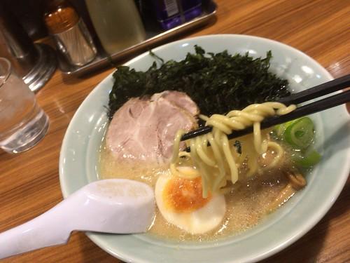 麺家 浜風 戸塚店 トツカーナモール 2018.1.18