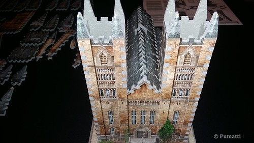 Wrebbit 3D 875 Harry Potter Hogwarts Astronomy Tower (23) | by Pumatti