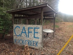 Rock Creek Cafe Shelter