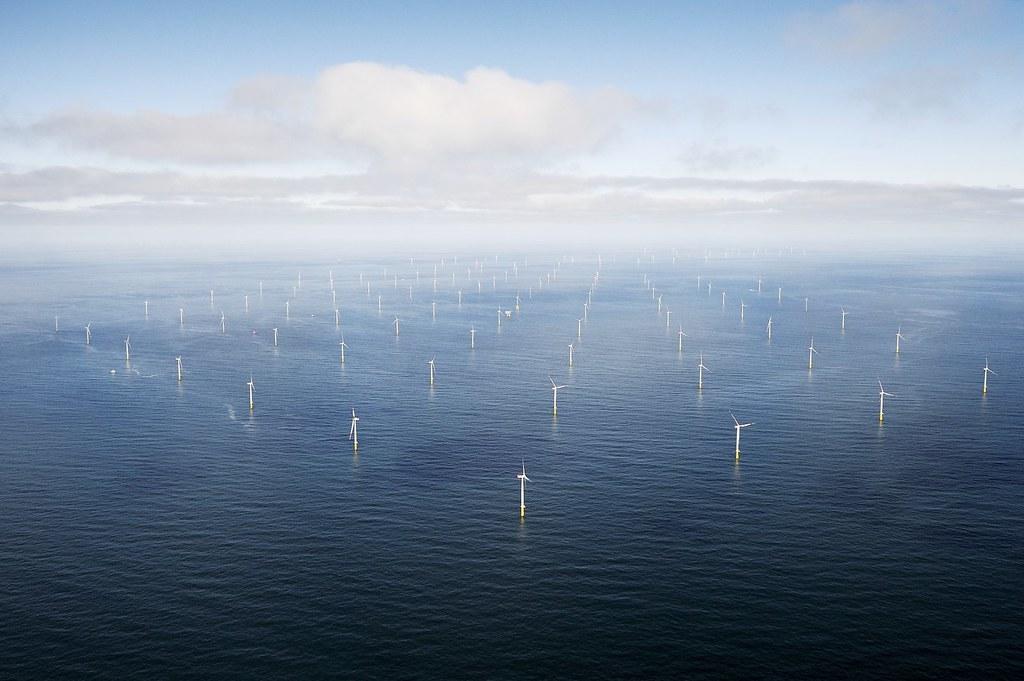 看到離岸風電的未來性,沃旭能源在2009年確立公司發展方向。圖片來源:沃旭能源