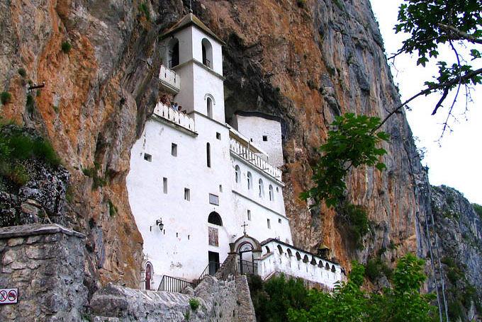 Паломничество по Черногории