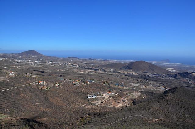 Mirador de la Centinela, Tenerife