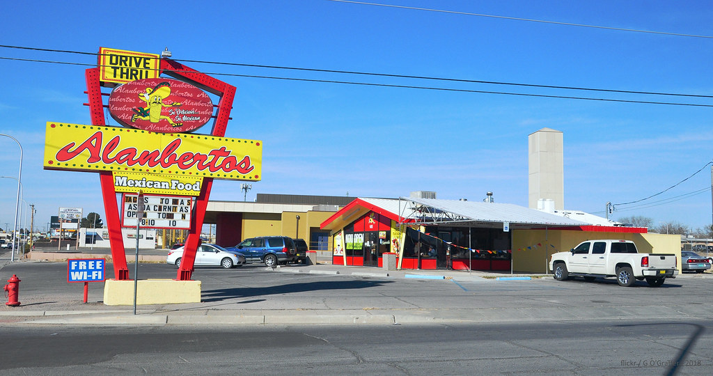 Fast Food Restaurants In Hobbs New Mexico