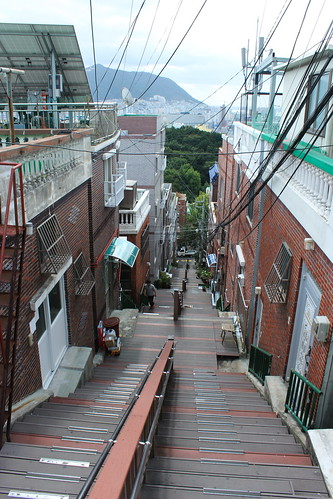 Stairs in Busan | by Timon91