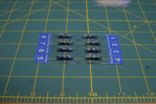 Chinese Houbei (Type 022) 1/2400 Miniature Missile Boats | by whenimaginationfails