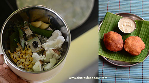 Coconut chutney for mangalore buns