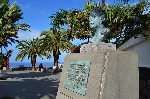 Agatha Christie, La Paz, Puerto de la Cruz, Tenerife