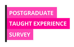 Postgraduate Taught Experience Survey