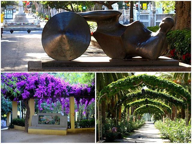 Parque Garcia Sanabria & Rambla